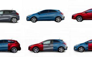 , Los coches hoy y mañana: gasolina, voltios y agua.