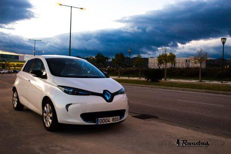 Coches eléctricos - Renault Zoe
