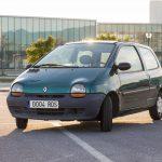 , Renault Twingo I: pequeño por fuera, grande por dentro