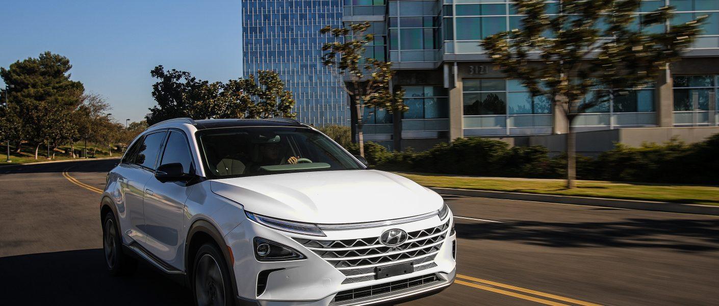 , Porque el eléctrico no es el único camino: Hyundai Nexo