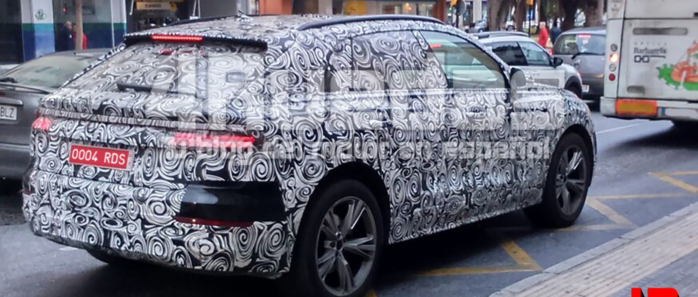 , Audi Q4 2018: lo cazamos en Málaga