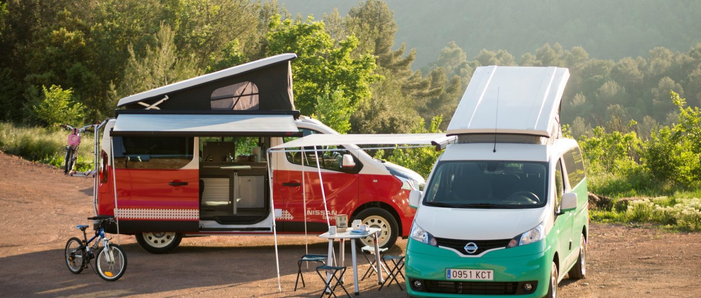 , Nissan Camper: Summer is coming!