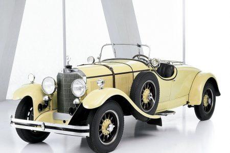1926 Mercedes Benz 630