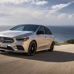 Mercedes Clase B, Mercedes Clase B 2019: deportividad familiar