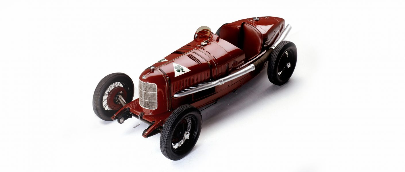 alfa romeo, Alfa Romeo : El nombre de un mito