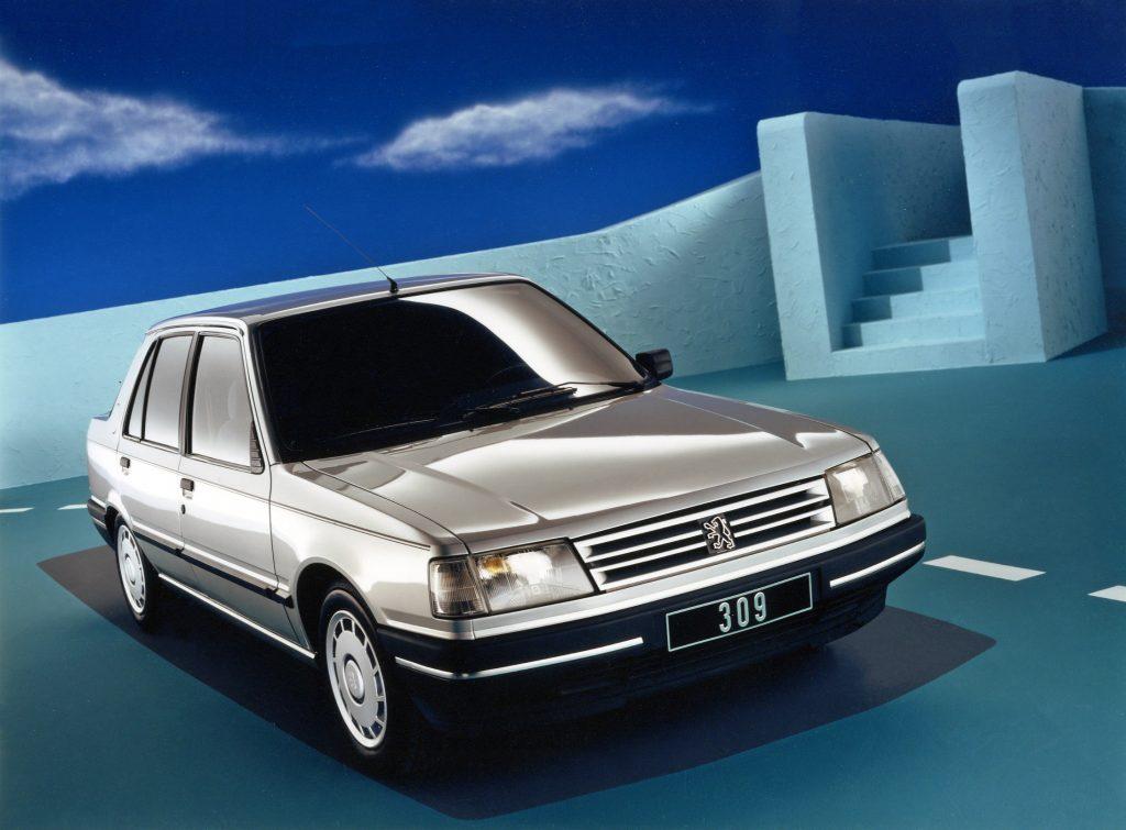 peugeot 309, Peugeot 309: joya del pasado… y del futuro?